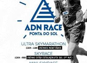 Cartaz Skyrunning Ponta do Sol