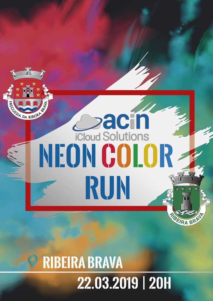 ACIN Neon Color Run 2019