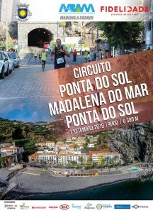 Ponta do Sol -> Madalena do Mar -> Ponta do Sol 2019